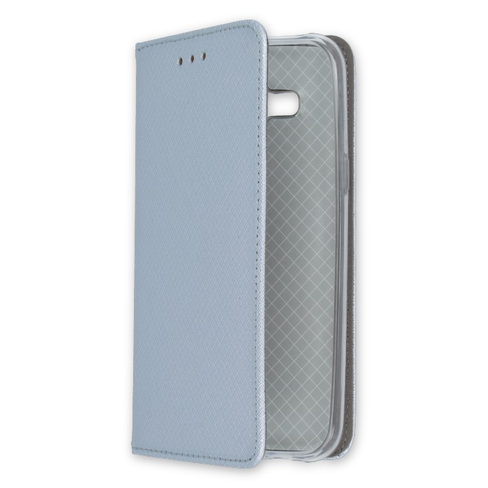 Smart Magnet flipové pouzdro Huawei Y6 II metalic
