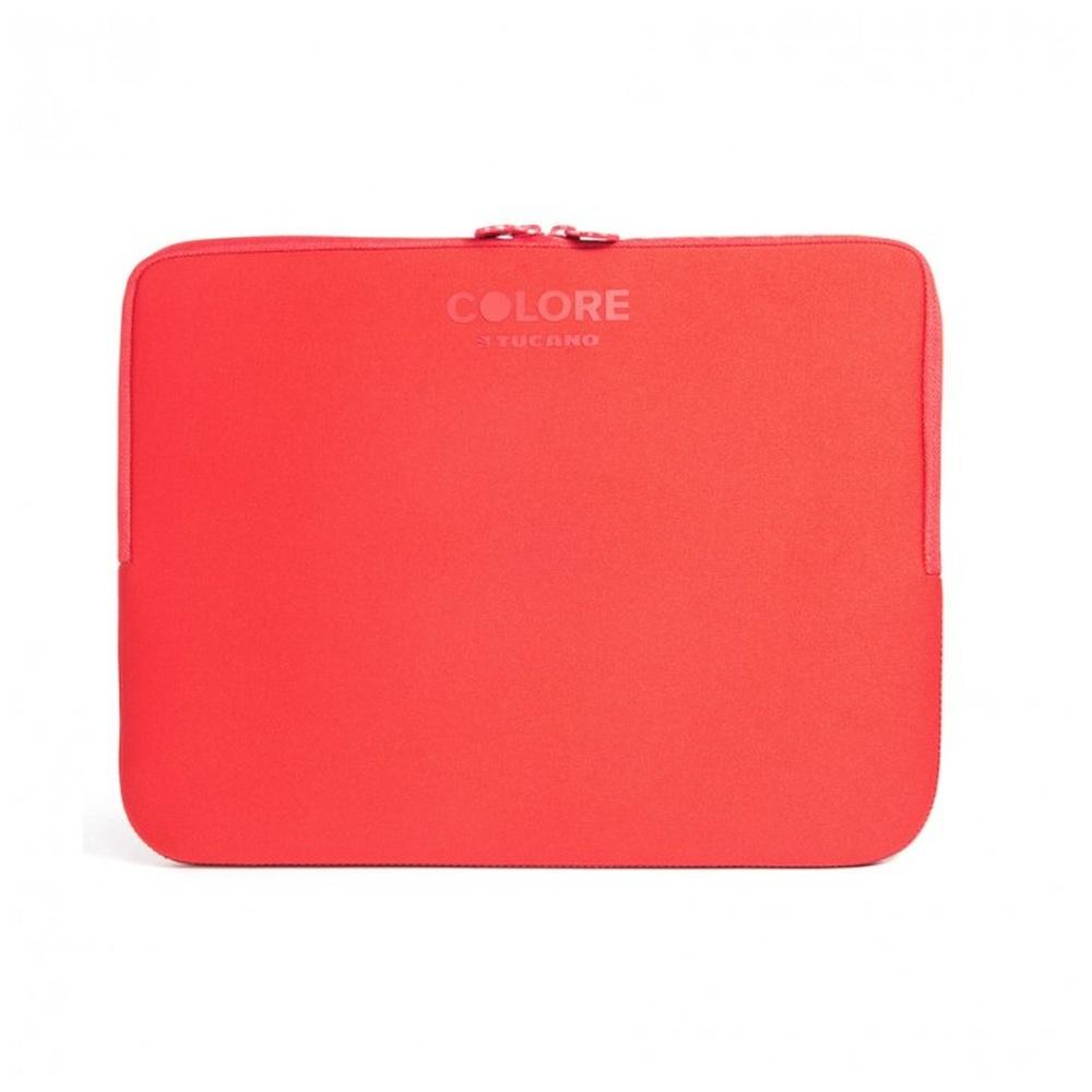 "TUCANO COLORE Neoprenové pouzdro notebooky a ultrabooky 12.5"" Anti-Slip Systém® červené"