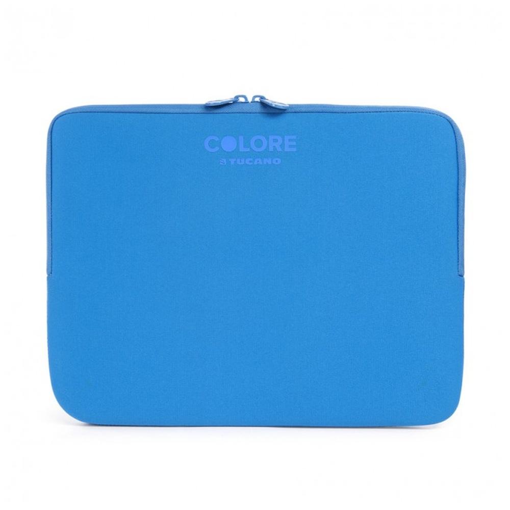 "TUCANO COLORE Neoprenové pouzdro notebooky a ultrabooky 15.6"" Anti-Slip Systém® modré"