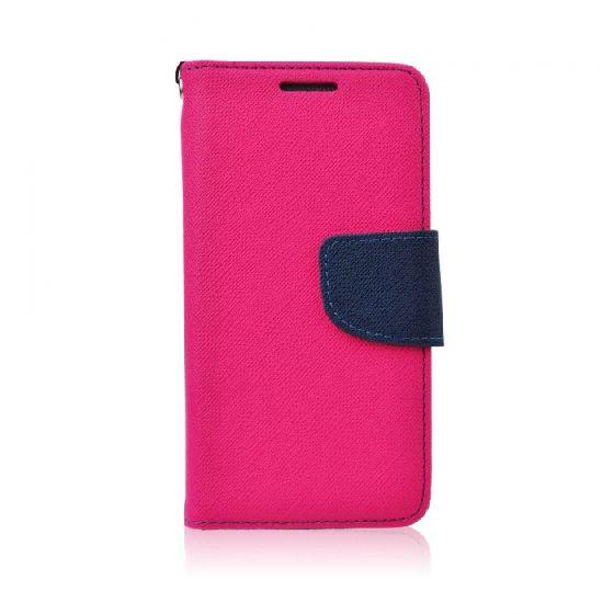 Fancy Diary flipové pouzdro SAMSUNG GALAXY J1 2016 růžové/modré