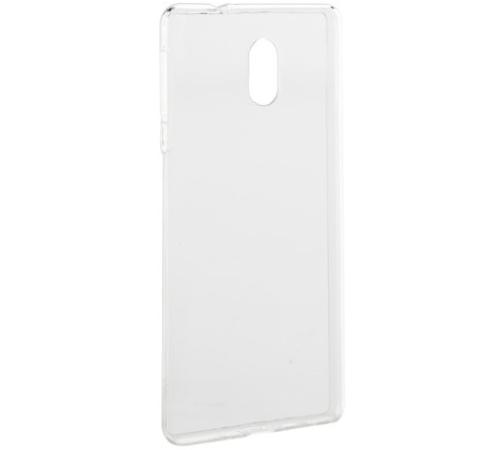 Silikonové pouzdro Ultra Slim 0,3mm Nokia 3, čiré