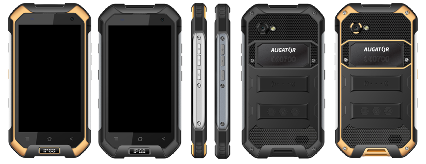 Aligator RX550 eXtremo Black