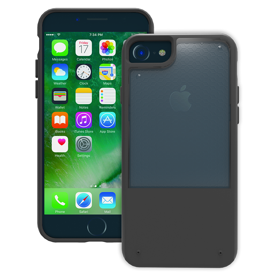 Trident Protective Kryt Fusion pro Apple iPhone 7, Matte Black