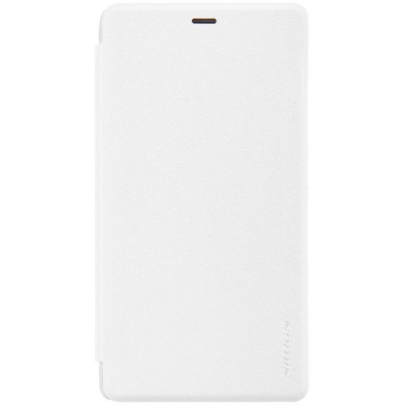 Nillkin Sparkle Folio Flip pouzdro Xiaomi Redmi Note 3 bílé