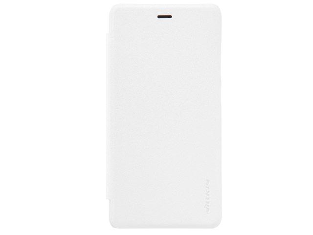 Nillkin Sparkle Folio flipové pouzdro Xiaomi Redmi 3 bílé