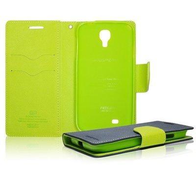 Fancy Diary flipové pouzdro Huawei P10 modré/limetkové