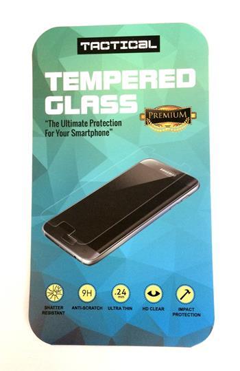 "Tvrzené sklo Tactical ""3D"" pro Apple iPhone 7 Plus, black"