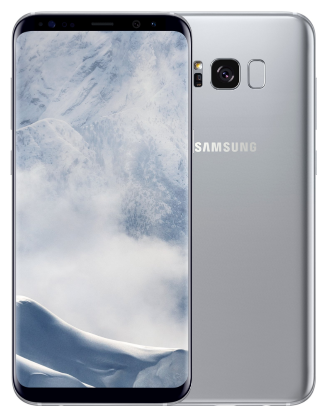 Samsung Galaxy S8+ (SM-G955) Arctic Silver