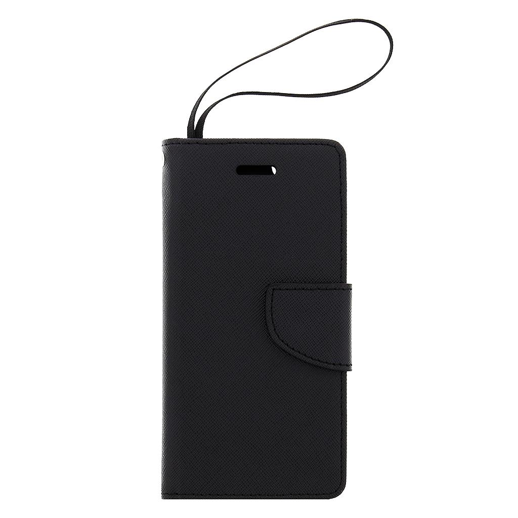 MERCURY Fancy Diary flipové pouzdro pro Sony Xperia XA1, černé
