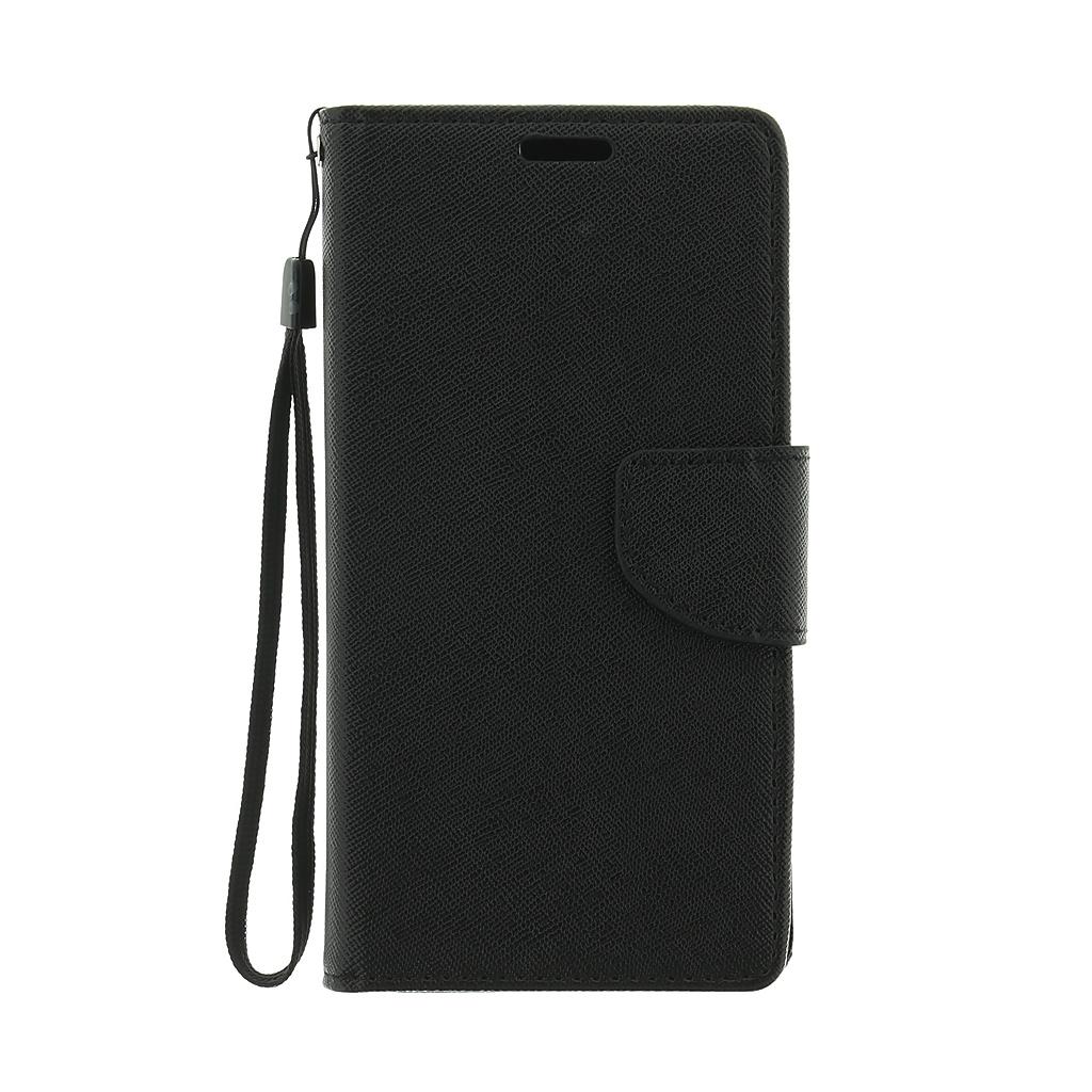 Mercury Fancy Diary flipové pouzdro pro Nokia 6, černé