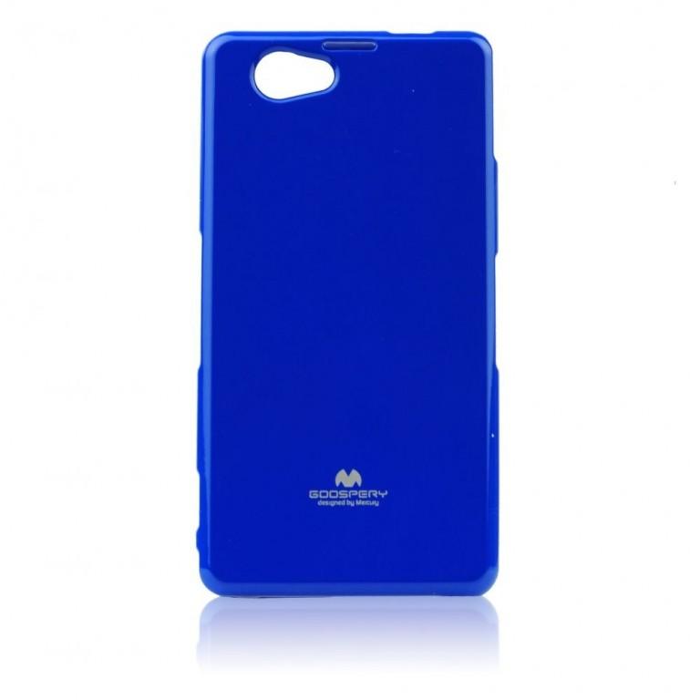 Silikonové pouzdro Mercury i-Jelly pro Sony G3221 Xperia XA1 Ultra Blue