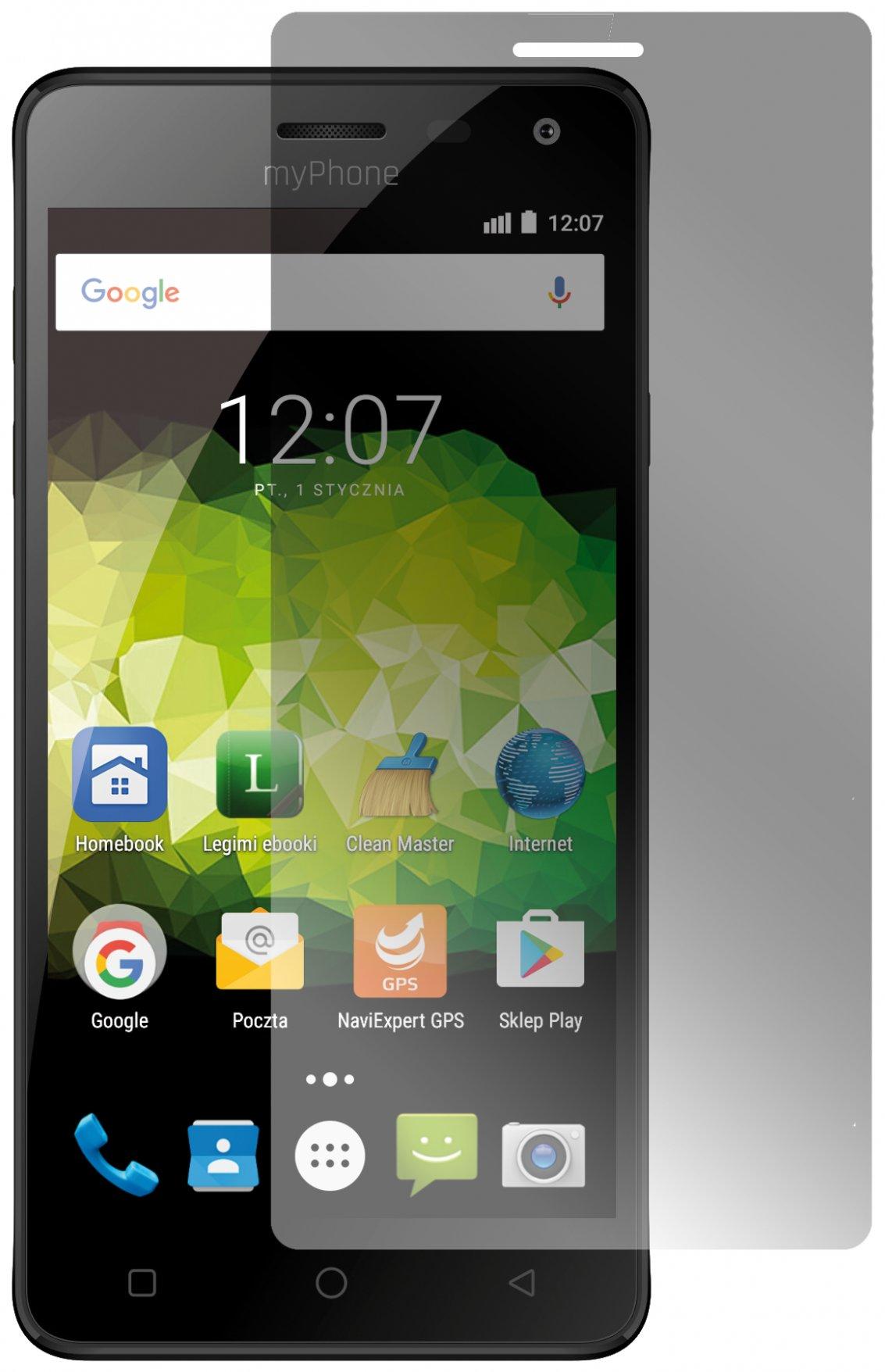 Tvrzené sklo pro MyPhone Prime Plus