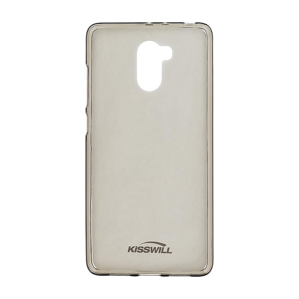 Silikonové pouzdro Kisswill pro Xiaomi Redmi 4X Black