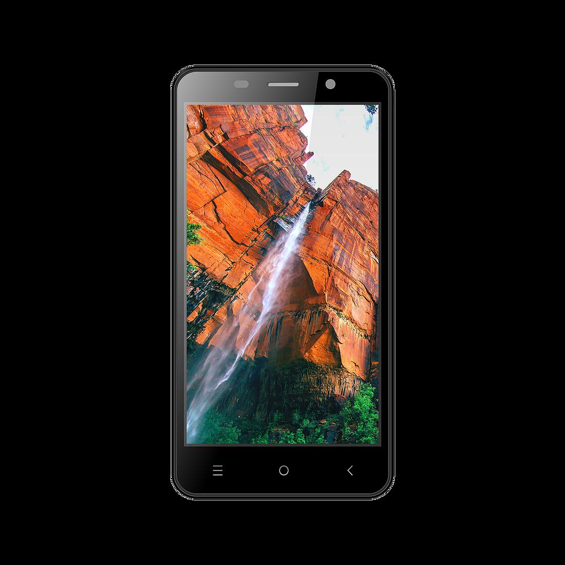 Mobilní telefon STK Life 8 Black