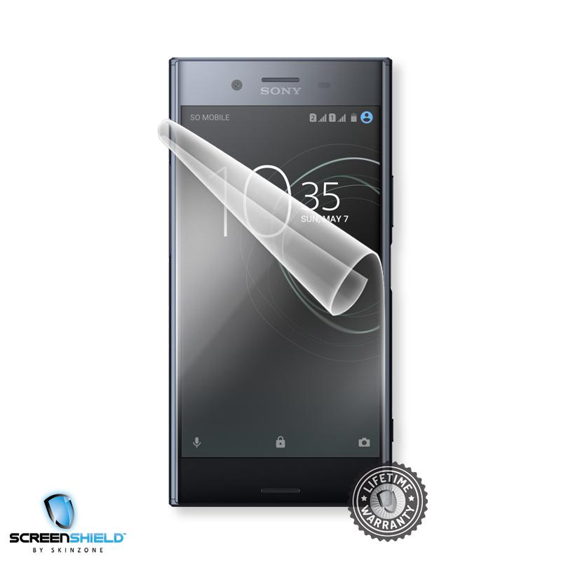 Ochranná fólie Screenshield™ pro SONY Xperia XZ Premium