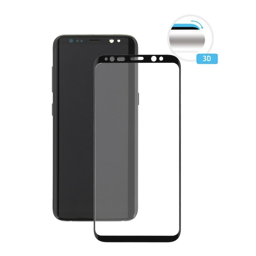 Nillkin tvrzené sklo 3D pro Samsung Galaxy S8 black