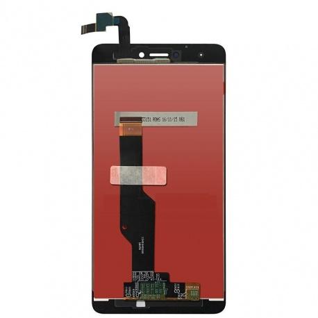 LCD + dotyková sedka pro Xiaomi Redmi Note 4 / 4X, black OEM