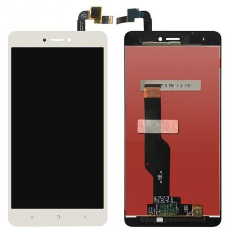 LCD + dotyková deska pro Xiaomi Redmi Note 4 / 4X, white OEM