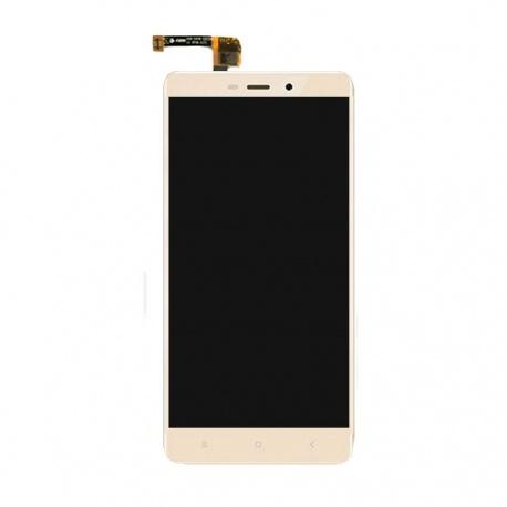 LCD + dotyková deska pro Xiaomi Redmi 4 Pro (Prime) OEM, gold