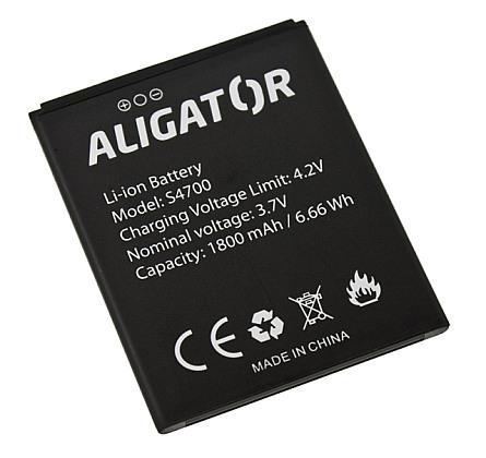 Baterie Aligator S4700 1800 mAh Li-Ion
