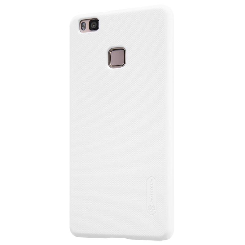Zadní kryt Nillkin Super Frosted pro Huawei P8/P9 Lite 2017 White