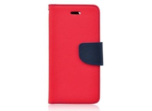 MERCURY Fancy Diary flipové pouzdro pro Nokia 3 red/navy