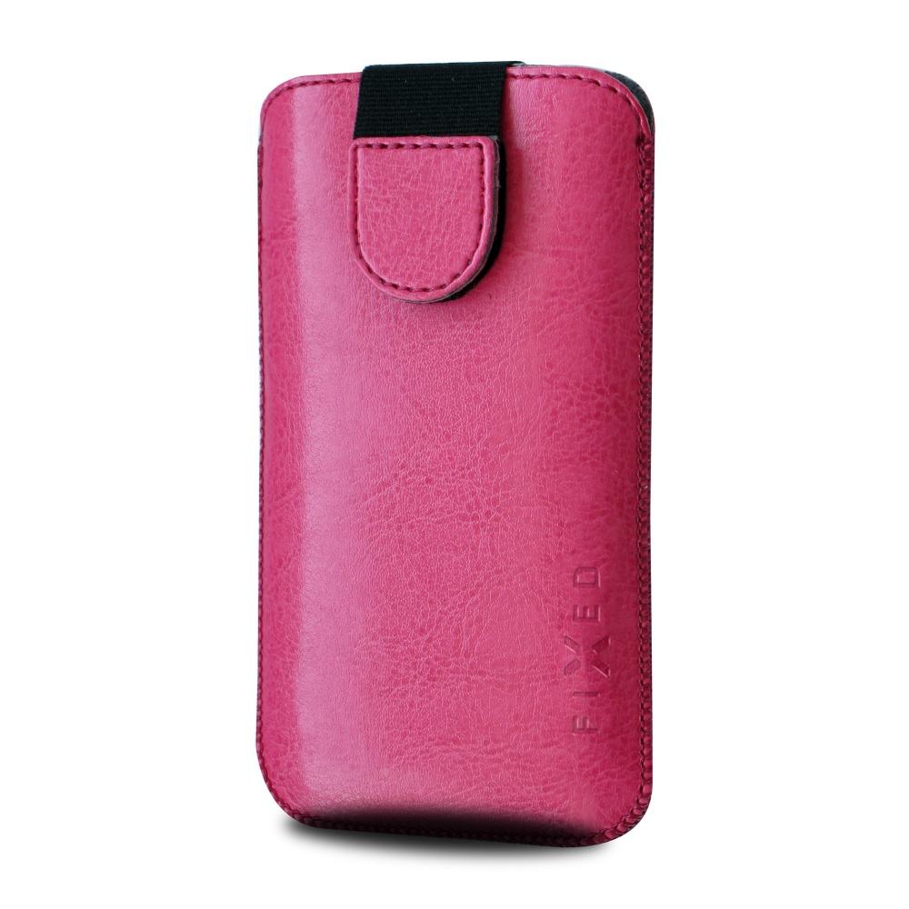 FIXED Soft Slim pouzdro velikost 4XL pink