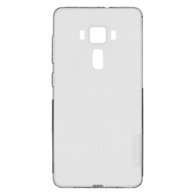 Originání silikonové pouzdro pro Asus Zenfone 3 Max ZC553KL čiré