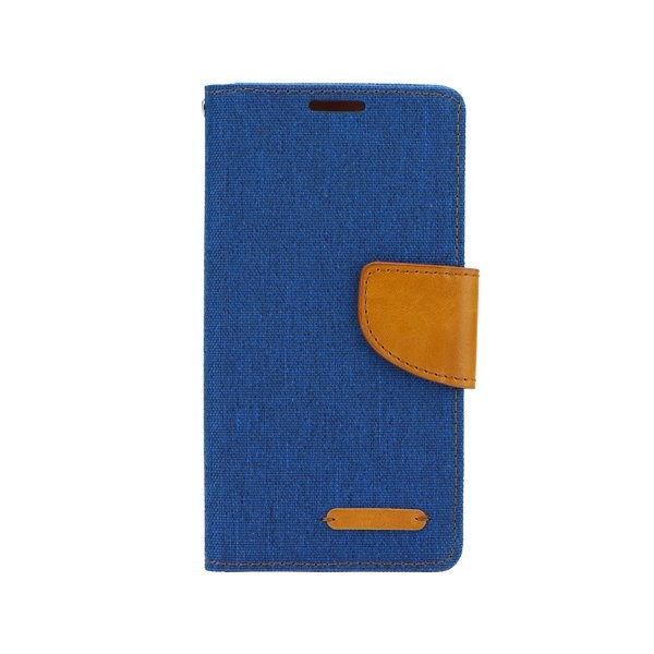 Canvas Diary flipové pouzdro LG K4 blue