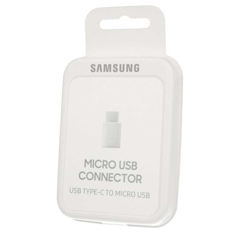 EE-GN930BWE Samsung Adapter Type C to microUSB White (EU Blister)