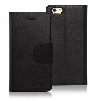 MERCURY SONATA pouzdro flip Apple iPhone X black