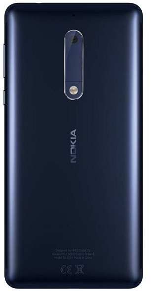 stylový telefon Nokia 5