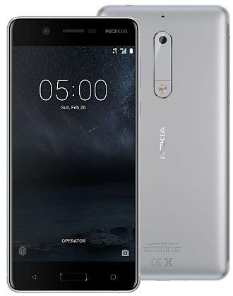 Nokia 5 Dual SIM Silver