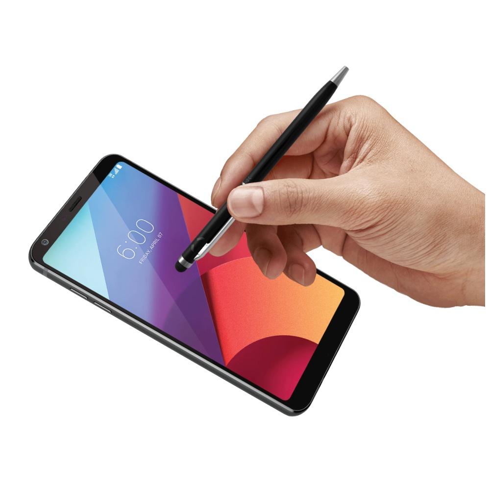 Psací pero 2v1 FIXED Pen2 se stylusem pro dotykové displeje black