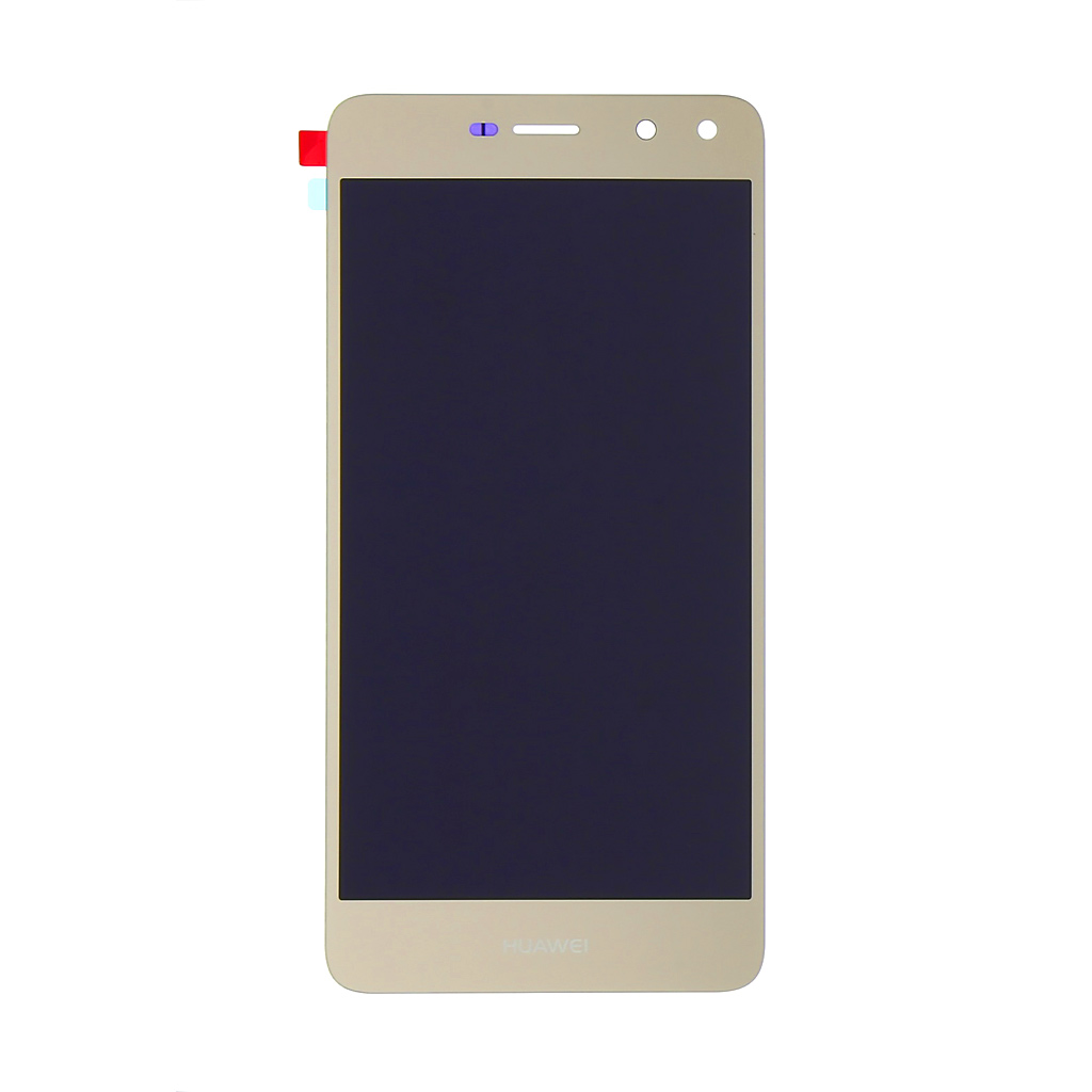 LCD displej + dotyková deska Huawei Y6 2017 Gold