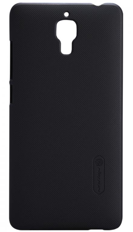 Nillkin Super Frosted zadní kryt + fólie pro Lenovo Moto G5s Plus Black