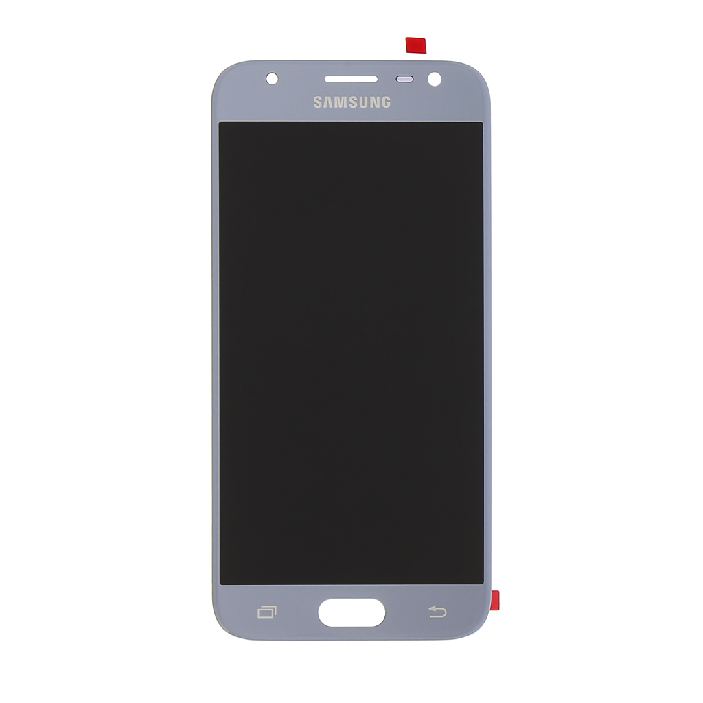 LCD + dotyk Samsung Galaxy J3 2017 Silver (Service Pack)