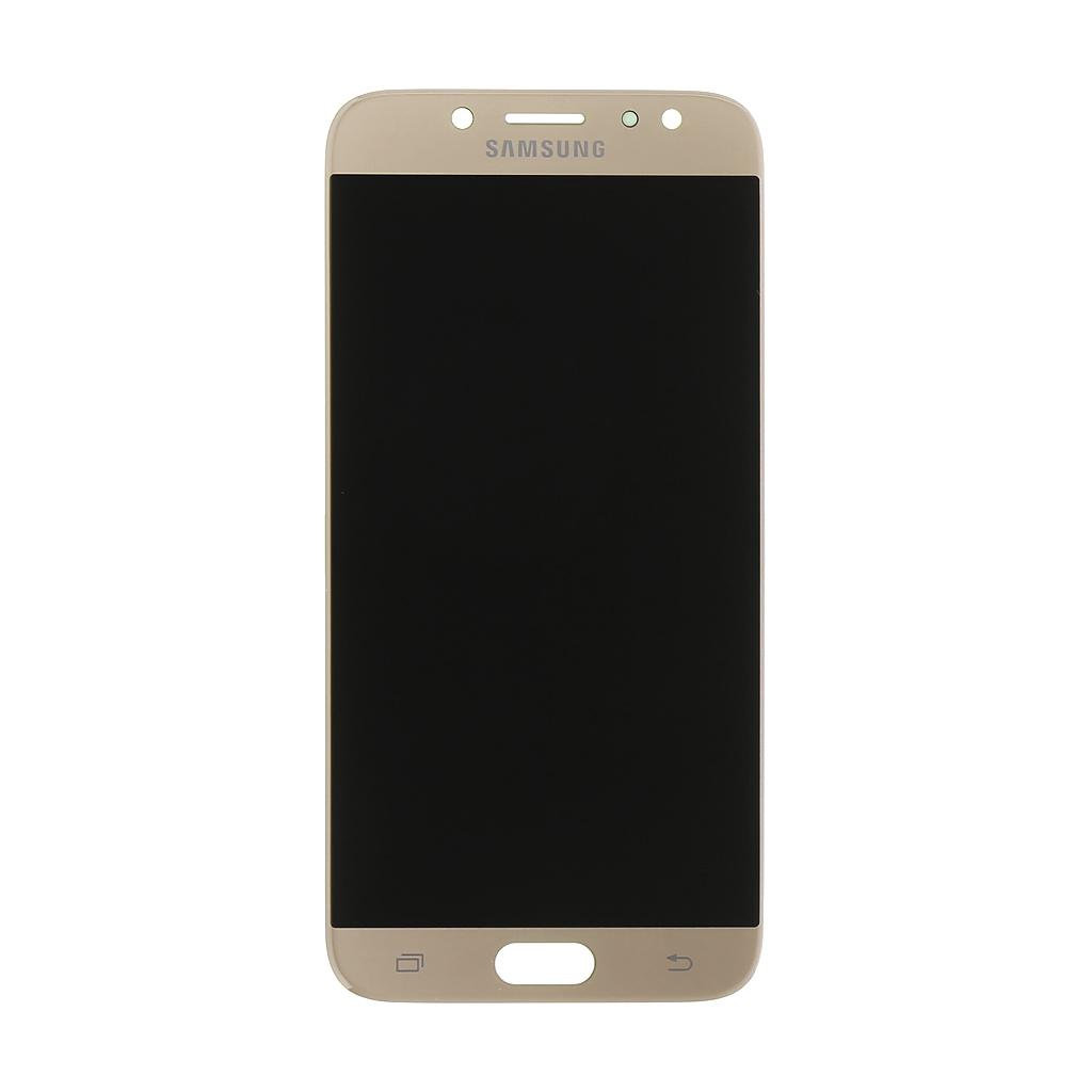 LCD + dotyk Samsung Galaxy J7 2017 Gold (Service Pack)