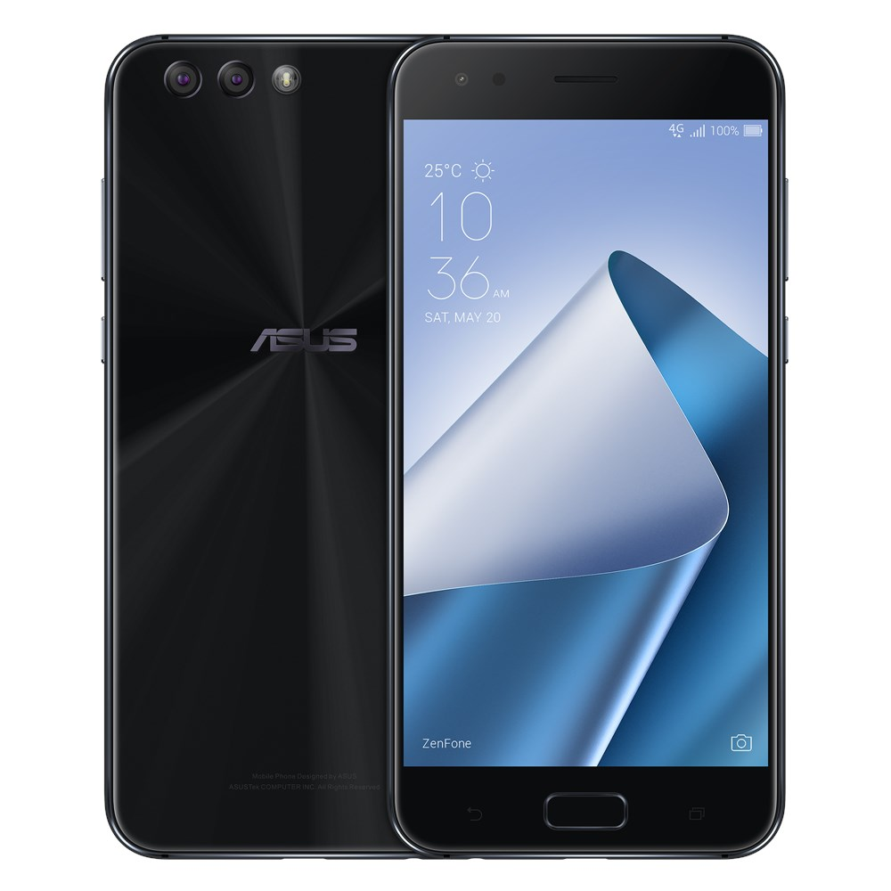 Mobilní telefon Asus Zenfone 4 ZE554KL Black