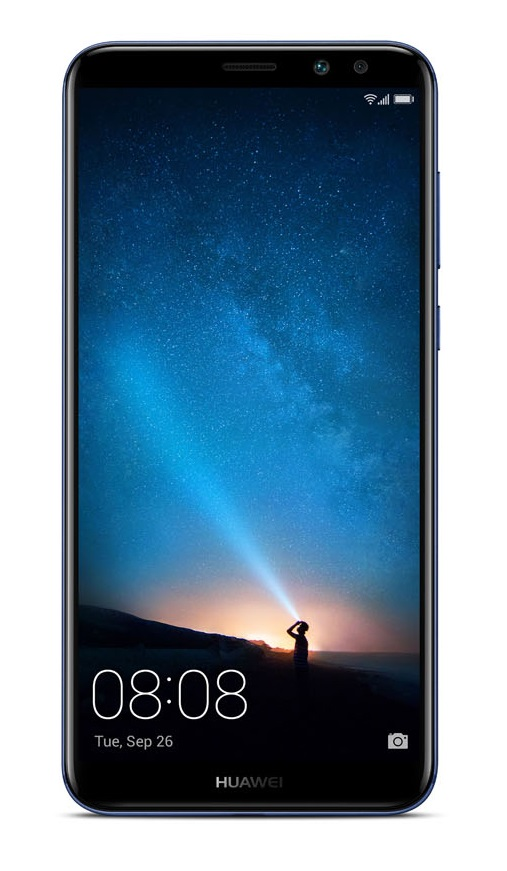 Mobilní telefon Huawei Mate 10 lite Dual SIM Aurora Blue