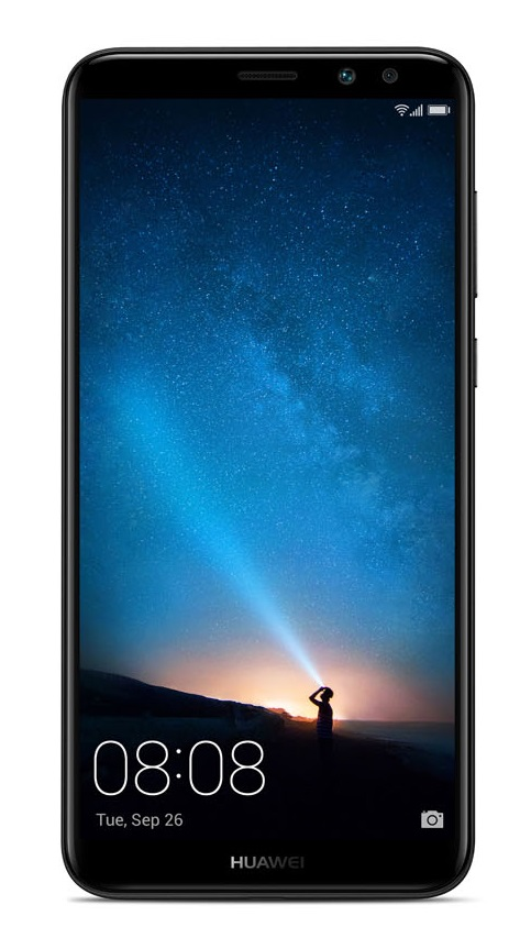 Mobilní telefon Huawei Mate 10 lite