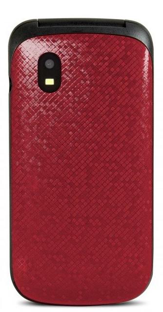 Mobilní telefon Swisstone SC330 Dual SIM Red