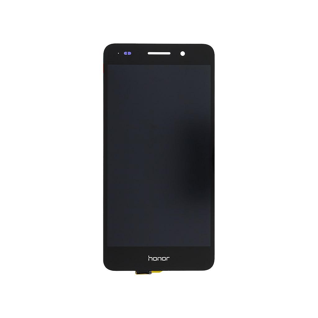 LCD + dotyková deska Huawei Y6 2017, black