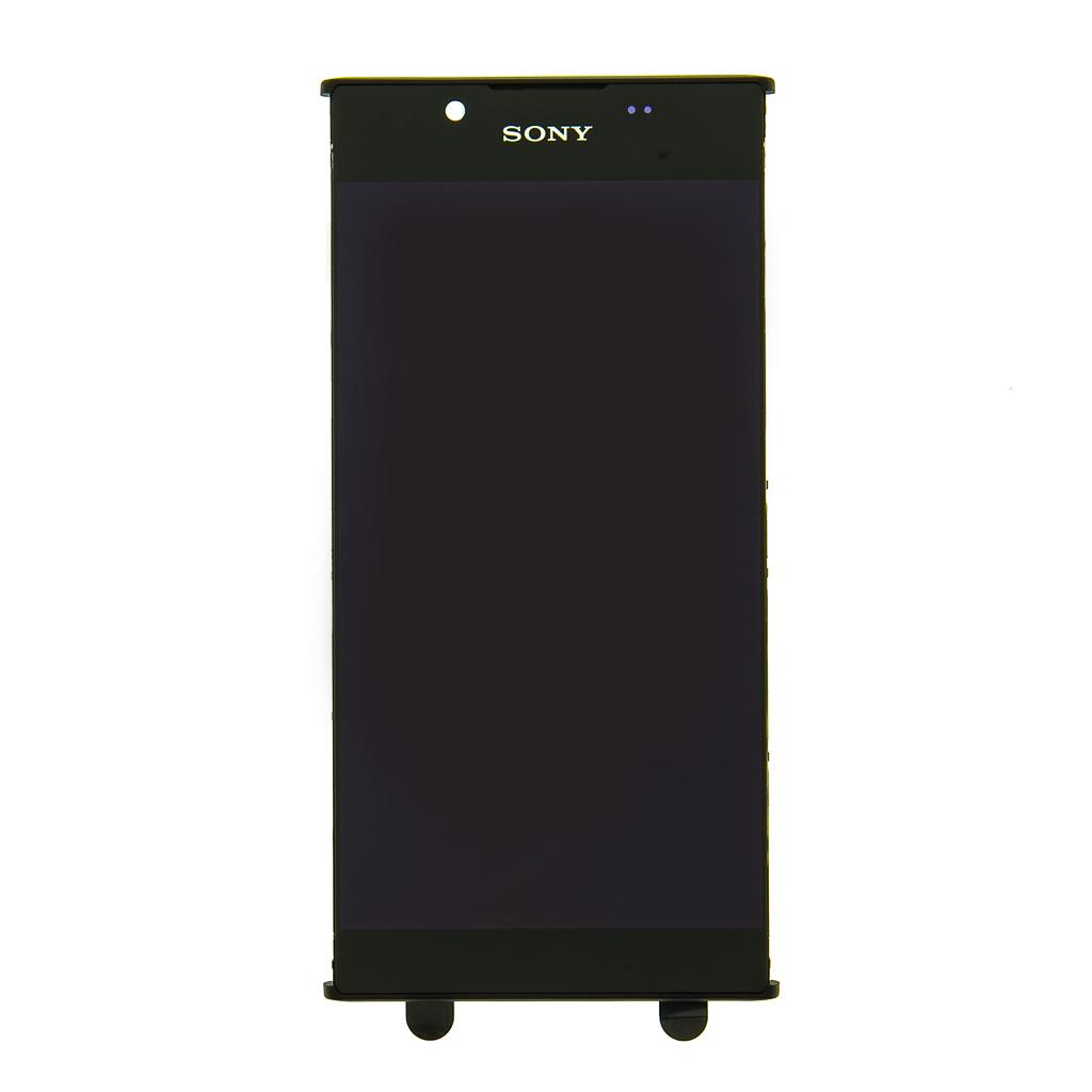 LCD + dotyková + přední kryt Sony G3311 Xperia L1 (Service Pack) black