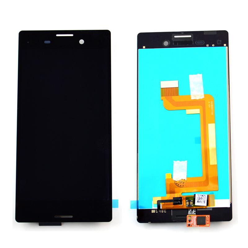 LCD + dotyková deska pro Sony E2303 Xperia M4 Aqua black