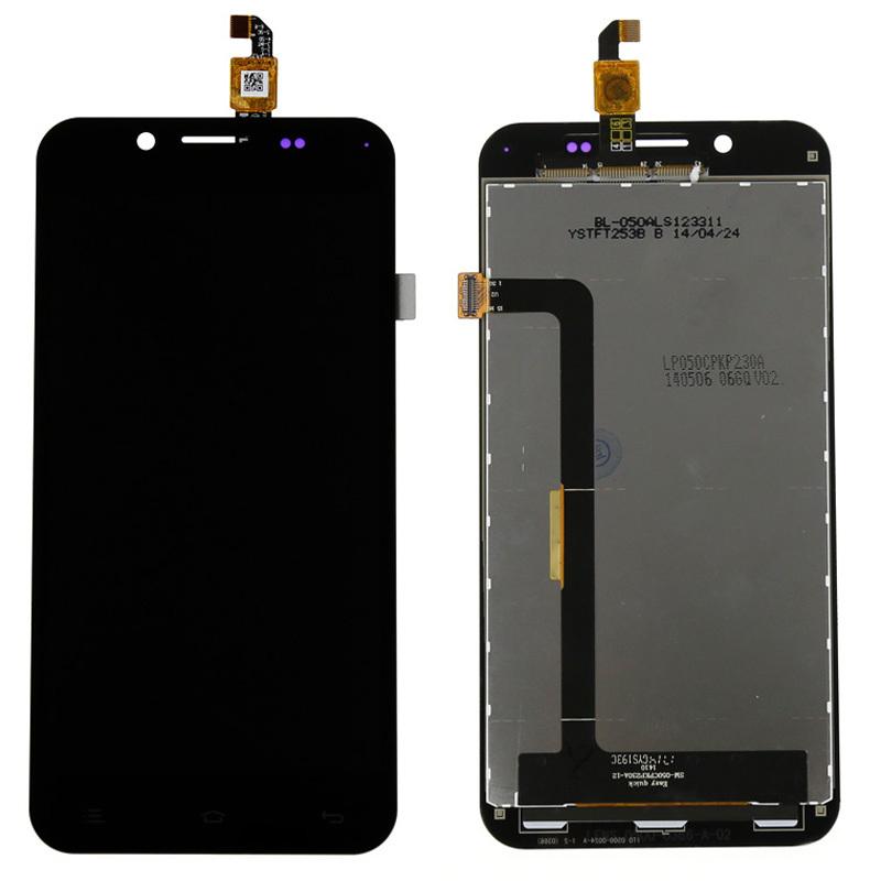 LCD + dotyková deska pro Zopo ZP1000, black