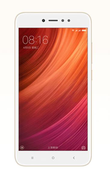 Mobilní telefon Xiaomi Redmi Note 5A Prime 3GB/32GB Global Version Gold