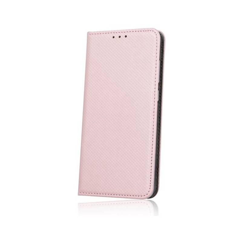 Smart Magnet flipové pouzdro Xiaomi Redmi 4A rose gold