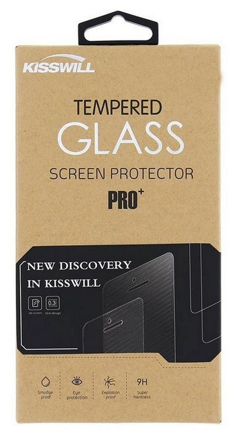 Tvrzené sklo Kisswill pro Apple iPhone X/XS/11 Pro