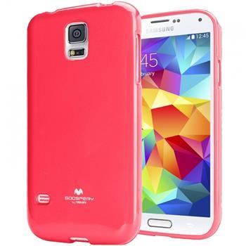 Pouzdro Mercury Jelly Case pro LG G5 růžové